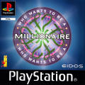 Who Wants to Be a Millionaire PlayStation Front Cover