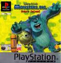 Disney•Pixar's Monsters, Inc.: Scare Island PlayStation Front Cover