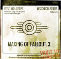 Fallout 3 (Collector's Edition) Xbox 360 Other Bonus Disc Sleeve - Front