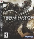 Terminator: Salvation PlayStation 3 Front Cover