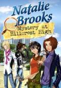 Natalie Brooks: Mystery at Hillcrest High Windows Front Cover
