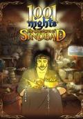1001 Nights: The Adventures of Sindbad Windows Front Cover
