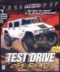 Test Drive: Off-Road DOS Front Cover