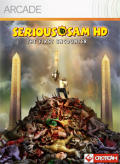 Serious Sam HD: The First Encounter Xbox 360 Front Cover