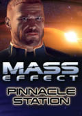 Mass Effect: Pinnacle Station Windows Front Cover