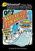 Mystery Fun House TRS-80 Front Cover
