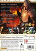 The Elder Scrolls IV: Oblivion Xbox 360 Back Cover