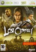 Lost Odyssey Xbox 360 Front Cover