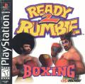 Ready 2 Rumble Boxing PlayStation Front Cover