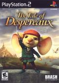 The Tale of Despereaux PlayStation 2 Front Cover