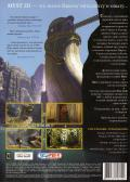 Myst III: Exile Windows Back Cover