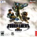 Unreal Tournament 2003 Macintosh Other Jewel Case - Front Cover