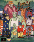 Dragon History DOS Front Cover