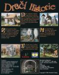 Dragon History DOS Back Cover