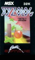 XYZOLOG MSX Front Cover