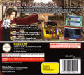 Ace Attorney Investigations: Miles Edgeworth Nintendo DS Back Cover