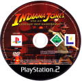 Indiana Jones and the Emperor's Tomb PlayStation 2 Media