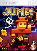 JUMP! Xbox 360 Front Cover