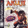 Akuji: The Heartless PlayStation Front Cover