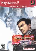 Tekken TAG Tournament PlayStation 2 Front Cover