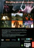 Neverwinter Nights 2 (Chaotic Evil Edition) Windows Other Keep Case - Back