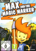 Max & the Magic Marker Windows Front Cover