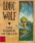 Lone Wolf: The Mirror of Death Commodore 64 Front Cover