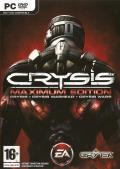 Crysis: Maximum Edition Windows Front Cover