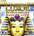 Luxor: The King's Collection (4 Games in One) Windows Front Cover