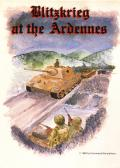 Blitzkrieg at the Ardennes DOS Front Cover