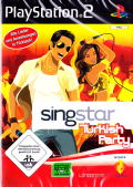 SingStar Turkish Party PlayStation 2 Front Cover