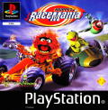 Muppet RaceMania PlayStation Front Cover
