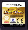 Battles of Prince of Persia Nintendo DS Media