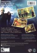 Harry Potter and the Order of the Phoenix Windows Back Cover