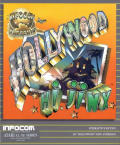 Hollywood Hijinx Atari 8-bit Front Cover