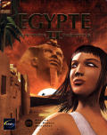 Egypt II: The Heliopolis Prophecy Windows Front Cover