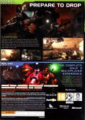 Halo 3: ODST Xbox 360 Back Cover