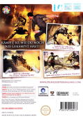 Prince of Persia: The Two Thrones Wii Back Cover