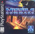 Missile Command PlayStation Front Cover