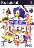 SEGA SuperStars PlayStation 2 Front Cover