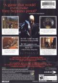 Hitman 2: Silent Assassin Xbox Back Cover