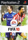 FIFA Soccer 10 PlayStation 2 Front Cover