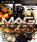 MAG PlayStation 3 Front Cover