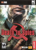 Death to Spies Windows Other Keep Case - Front