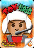 Toy Raid Zeebo Front Cover