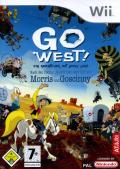 Go West: A Lucky Luke Adventure Wii Front Cover