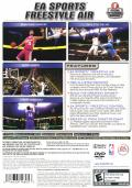 NBA Live 2005 PlayStation 2 Back Cover