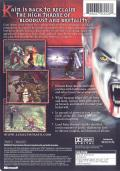 The Legacy of Kain Series: Blood Omen 2 Xbox Back Cover