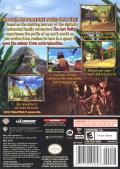 The Ant Bully GameCube Back Cover