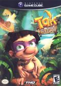 Tak and the Power of Juju GameCube Front Cover